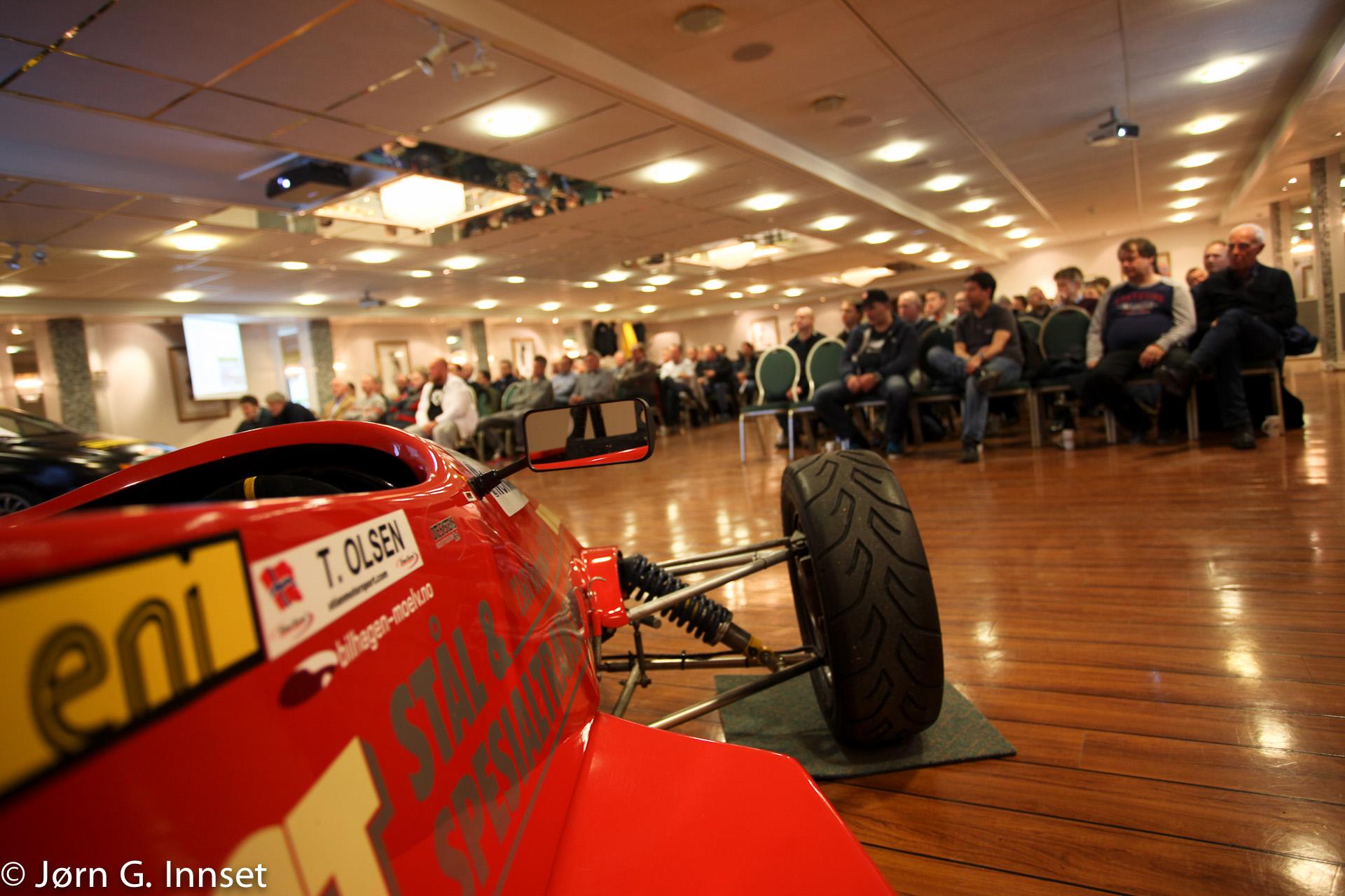 Motorsportaften - torsdag 22 november